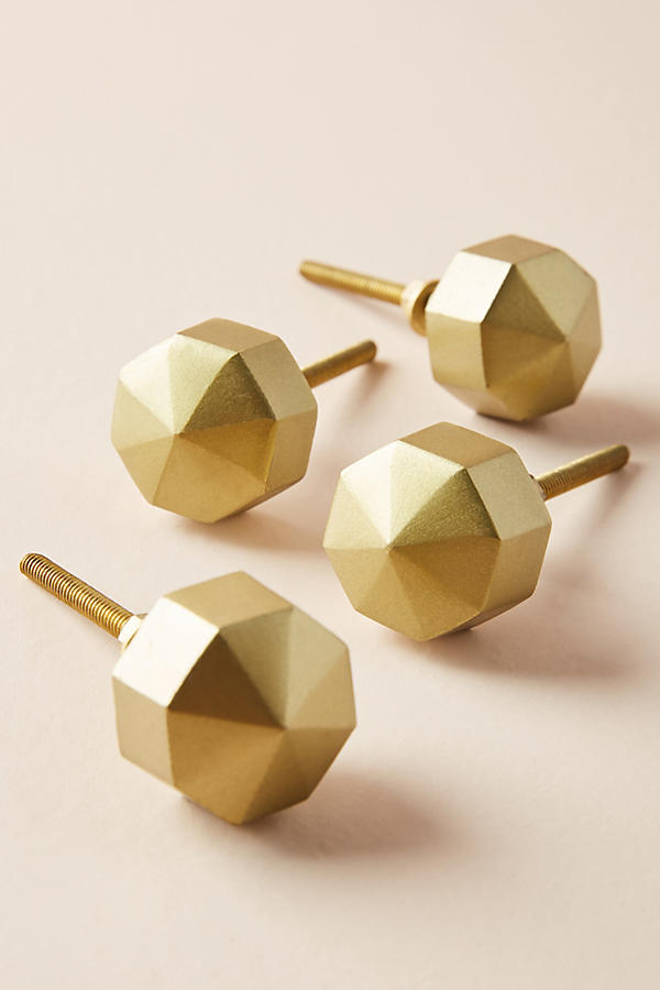 Slide View: 1: Faceted Ory Knob