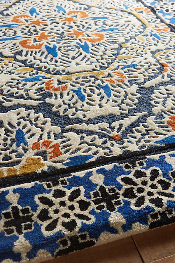 Slide View: 4: Tufted Regalia Rug