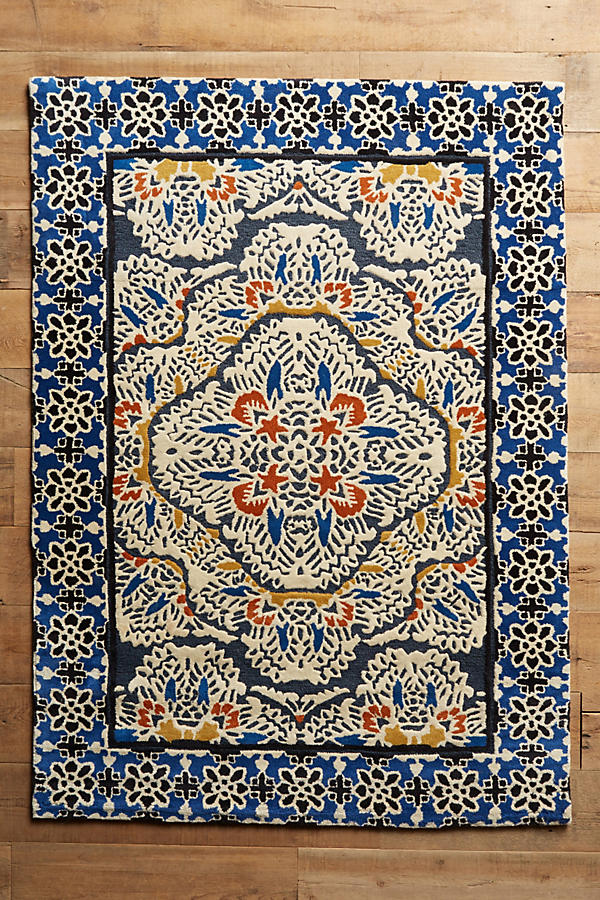Slide View: 1: Tufted Regalia Rug