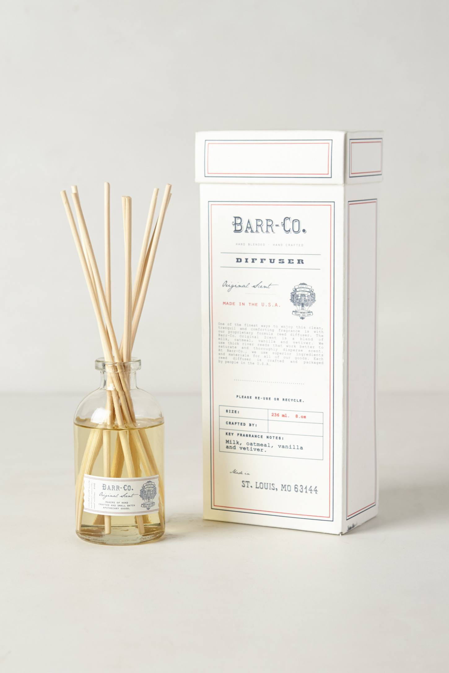 Slide View: 1: Barr-Co. Reed Diffuser