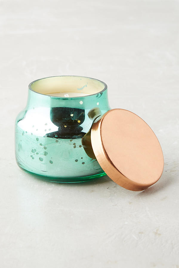 Mini Capri Blue Jar Candle
