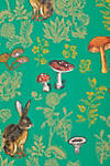 Thumbnail View 3: Mushroom Forest Wallpaper