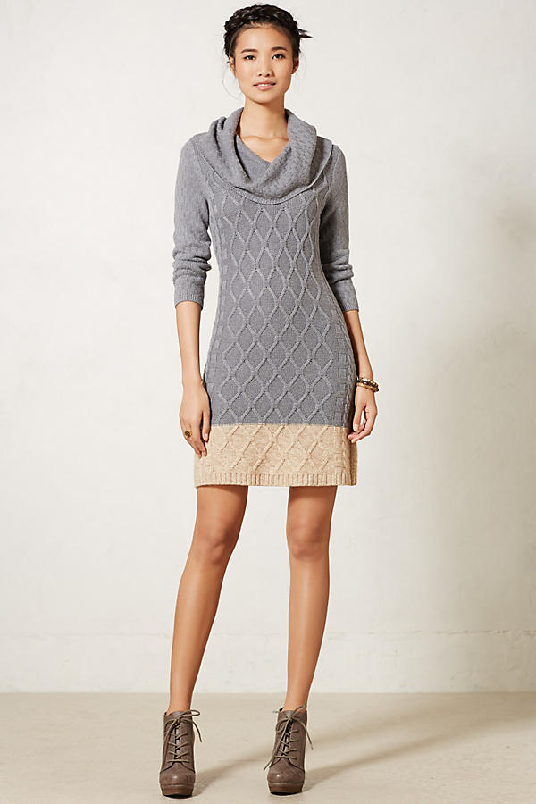Cowlneck Sweater Tunic