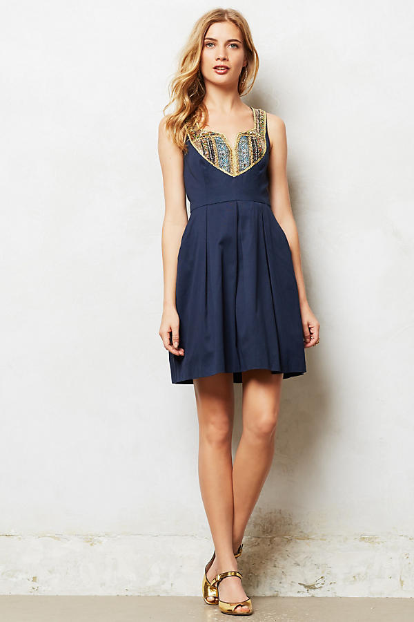 Satine Embellished Dress