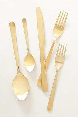 Slide View: 1: Vika Sky Flatware