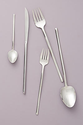 Slide View: 1: Spindle Flatware