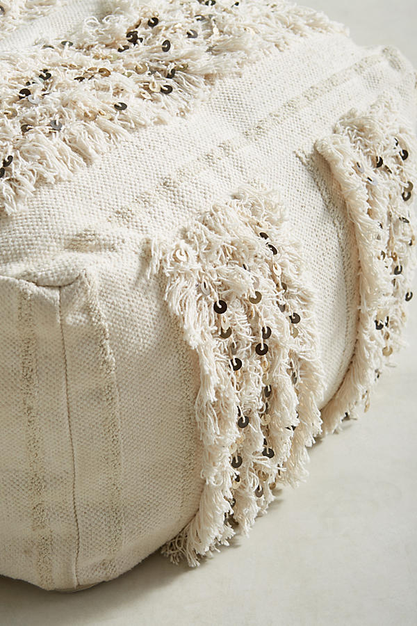 Slide View: 7: Moroccan Wedding Pouf