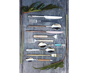 Slide View: 2: Resplendent Flatware