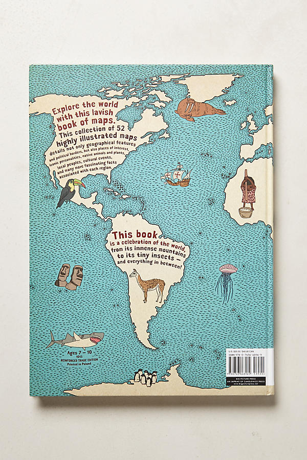 Maps | Anthropologie