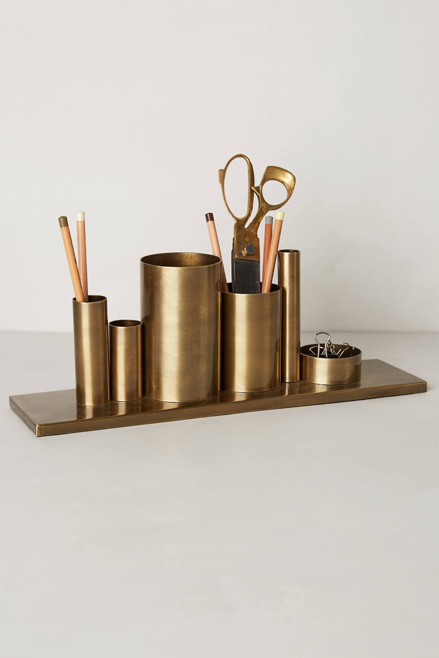Codify pencil holder anthropologie - Home office desk accessories ...