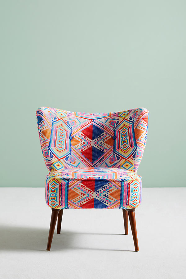 Marialle Ikat Chair - A/s