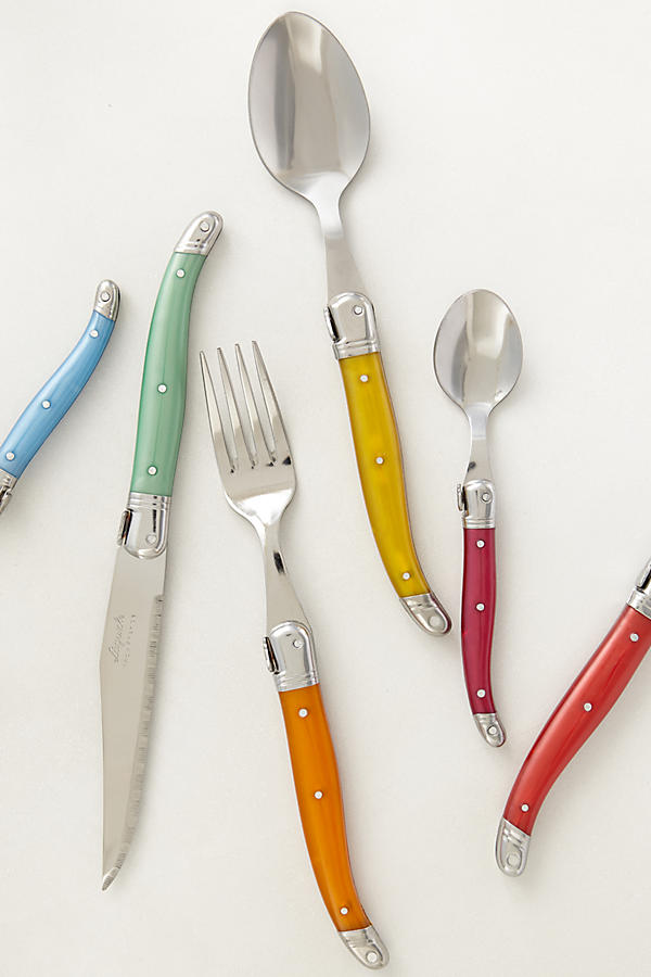 Slide View: 4: Laguiole Flatware Collection