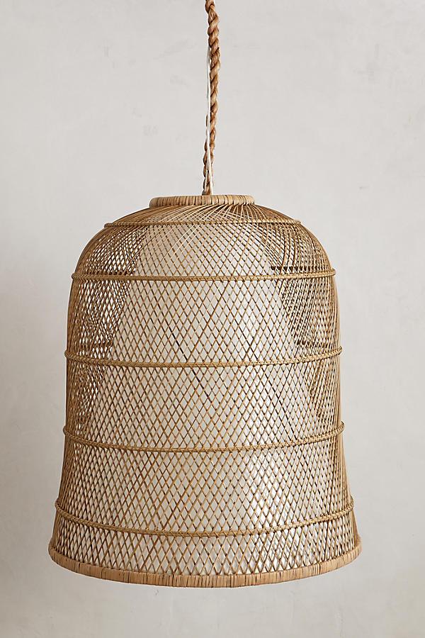 - Honeycomb Pendant Lamp Anthropologie