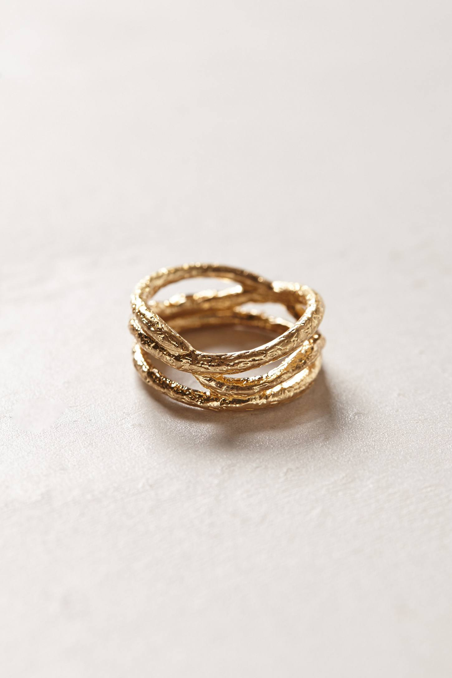 Golden Thicket Ring
