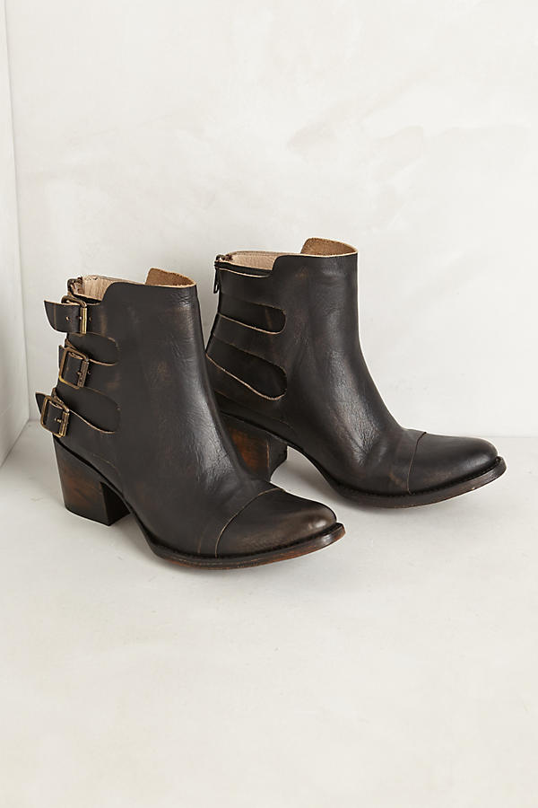 Hammer Buckle Boots