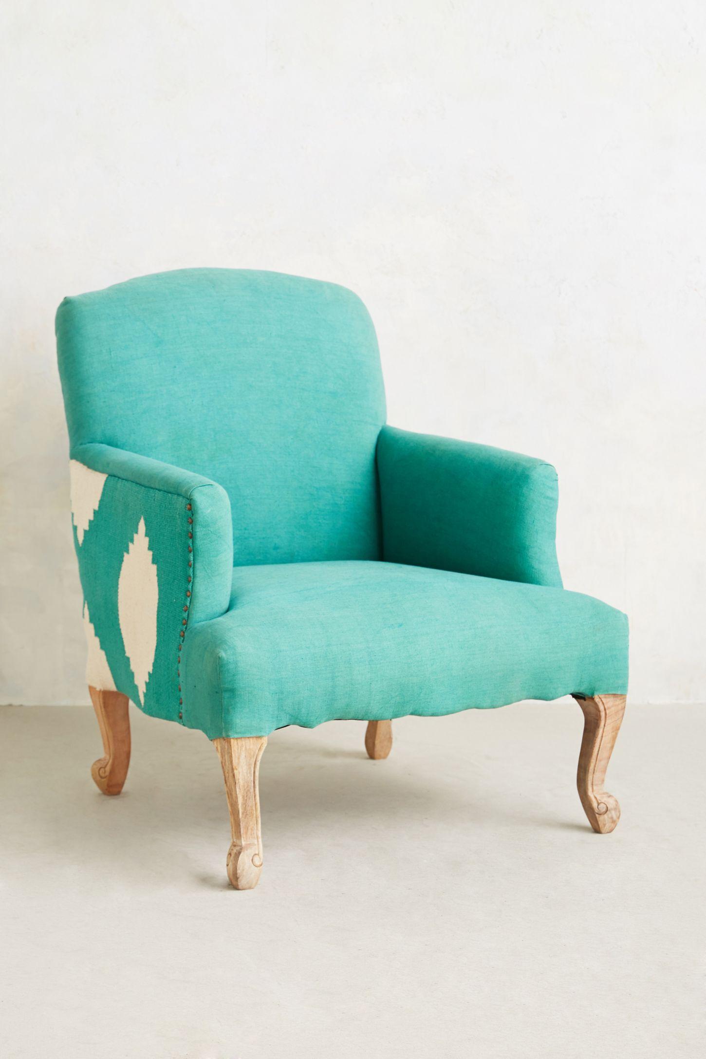 Dhurrie Chair