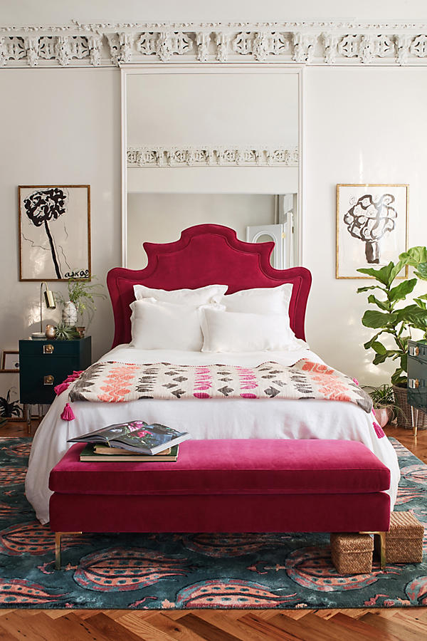 Slide View: 5: Soft-Washed Linen Duvet Cover