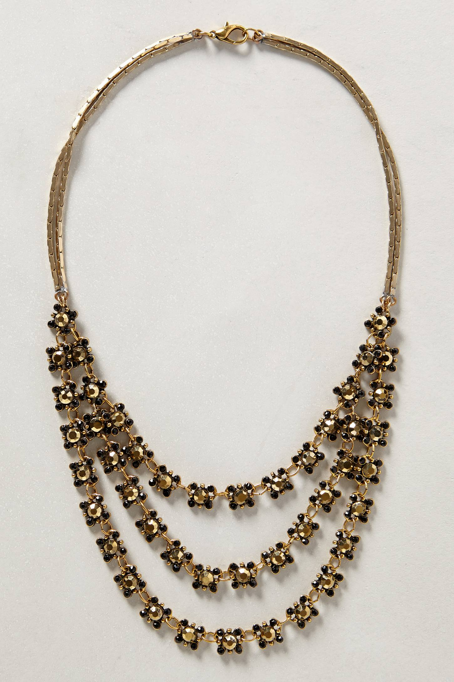 Barcarolle Layered Necklace