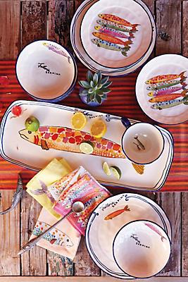 Slide View: 4: Sardina Dinner Plate