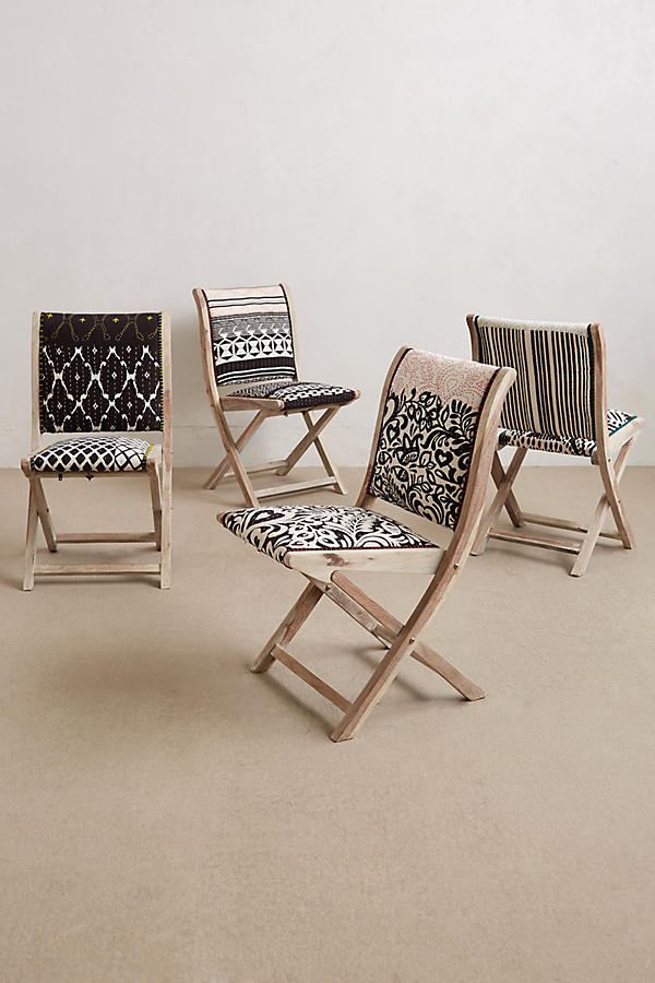 Slide View: 4: Terai Folding Chair