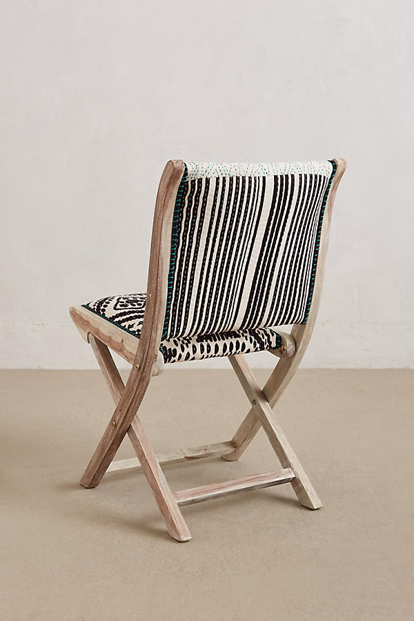 Slide View: 2: Terai Folding Chair
