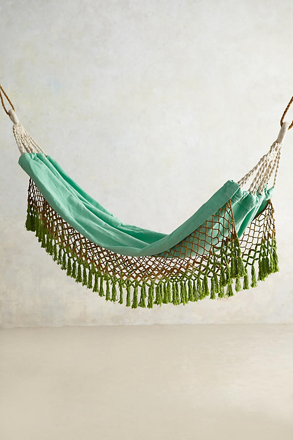 Slide View: 4: Canyon Fringe Hammock