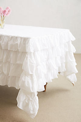 Slide View: 1: Petticoat Tablecloth