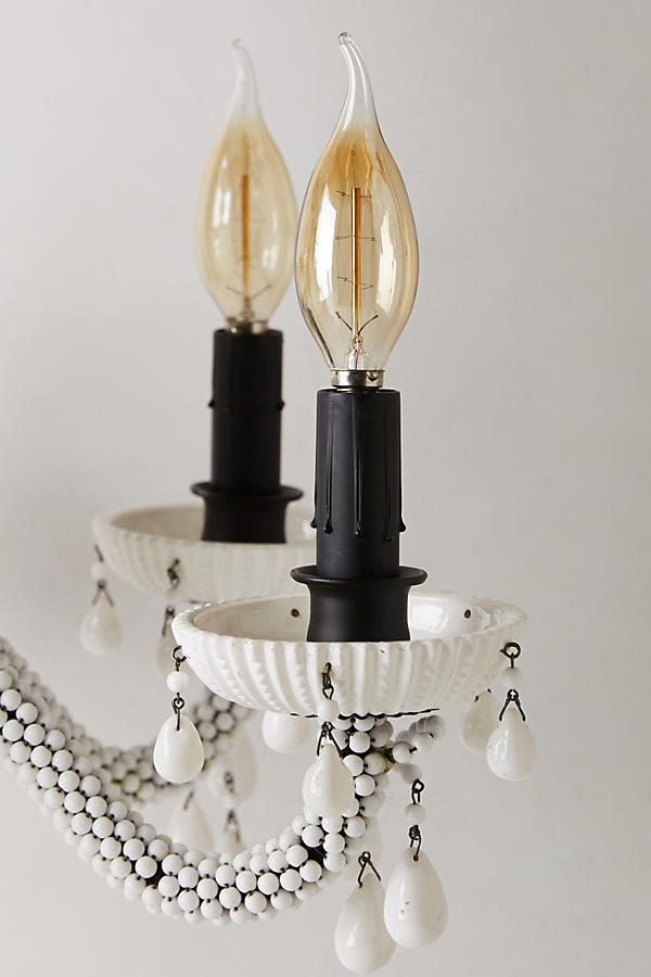 Slide View: 3: Flame Chandelier Bulb