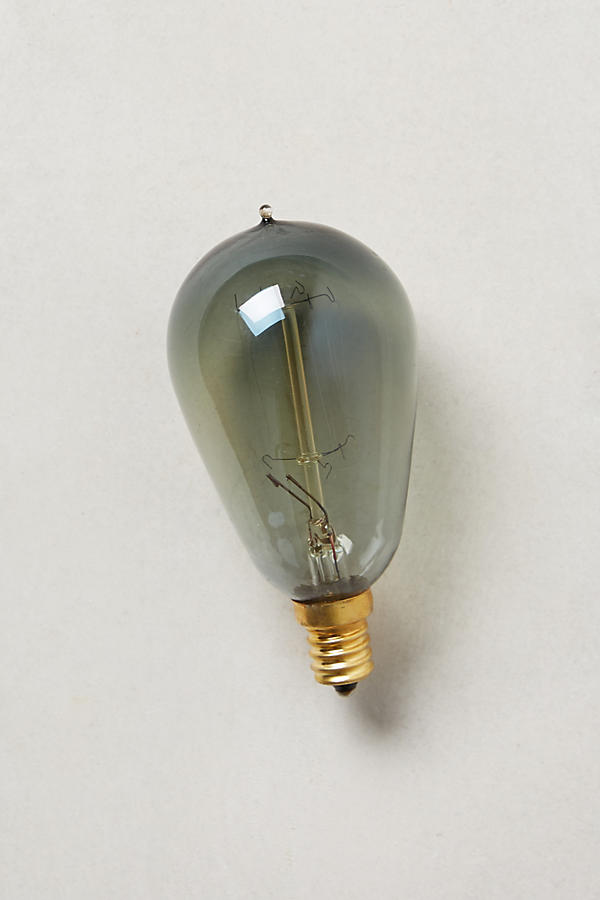 Slide View: 1: Edison Chandelier Bulb