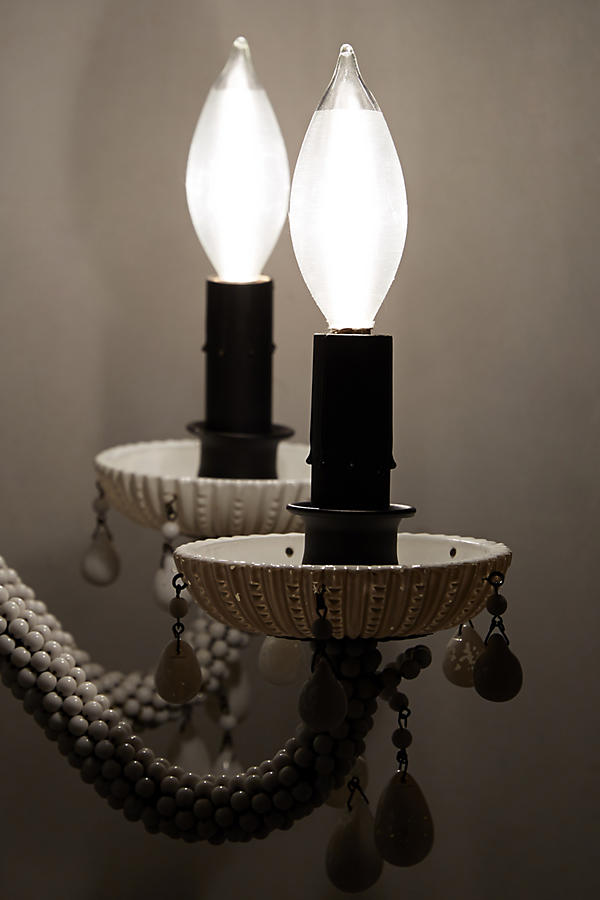 Slide View: 2: Spun Chandelier Bulb
