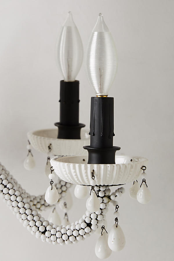 Slide View: 3: Spun Chandelier Bulb