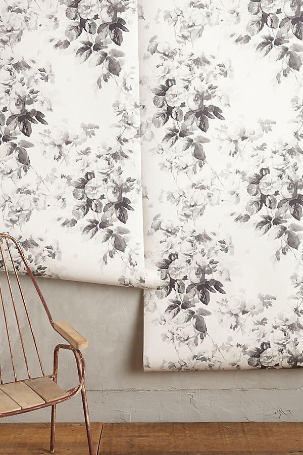 Slide View 4 Smoky Rose Wallpaper