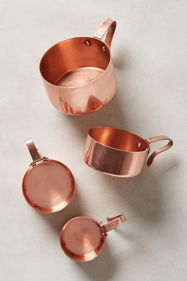 Russet Measuring Cups - Copper