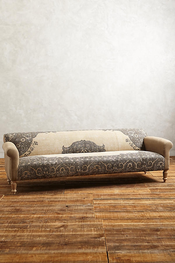 Slide View: 1: Dhurrie Grand Sofa