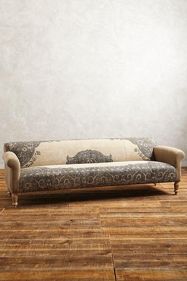 Dhurrie Grand Sofa