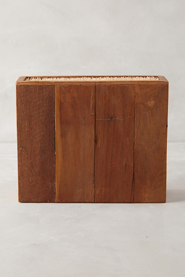 Slide View: 2: Bamboo Knife Block