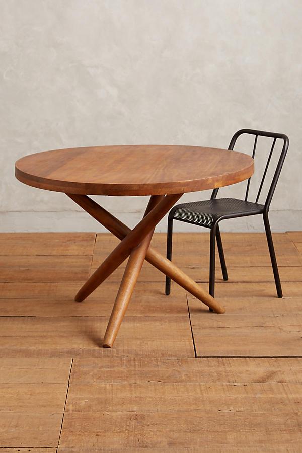- Elliptic Dining Table Anthropologie