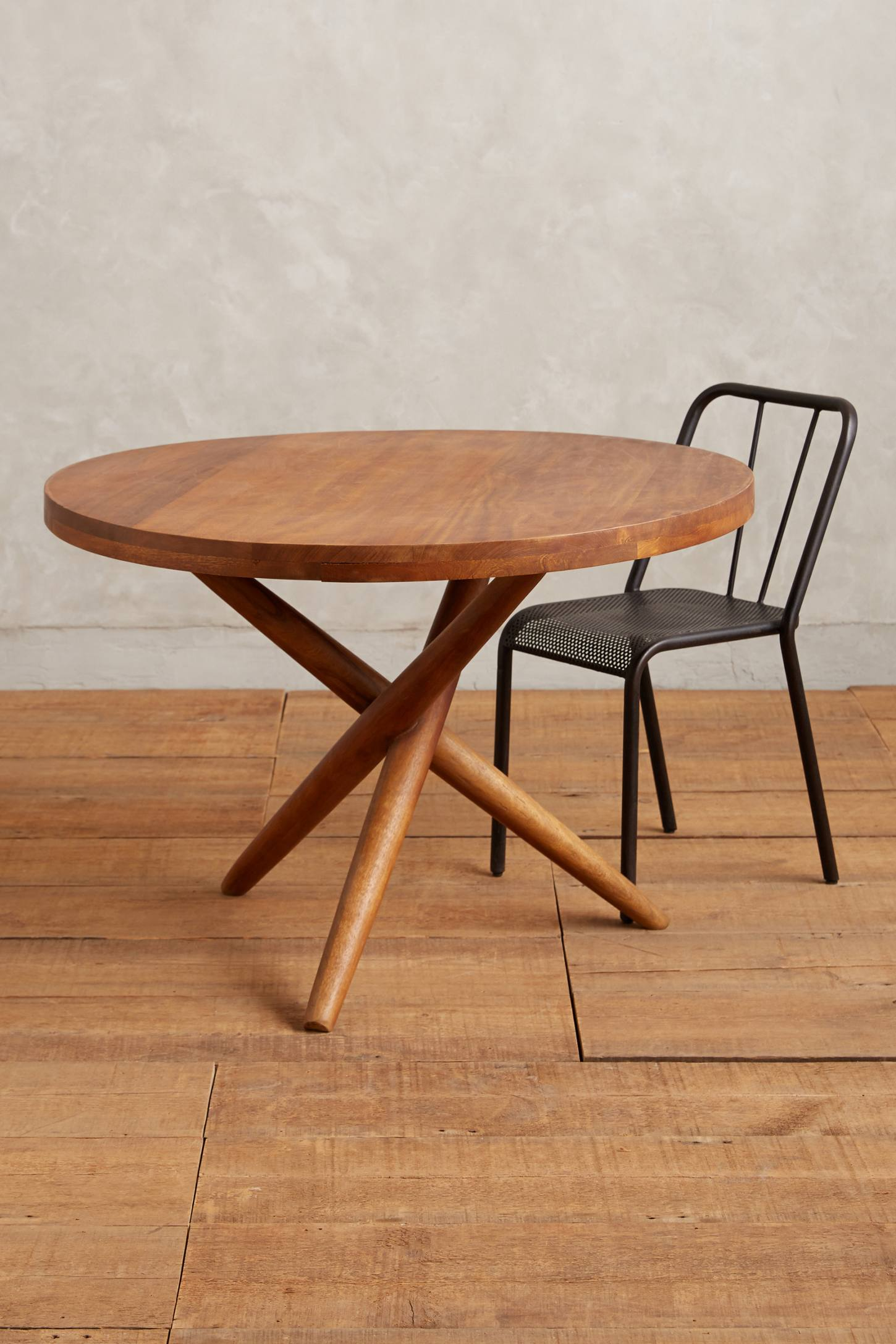 Elliptic Dining Table