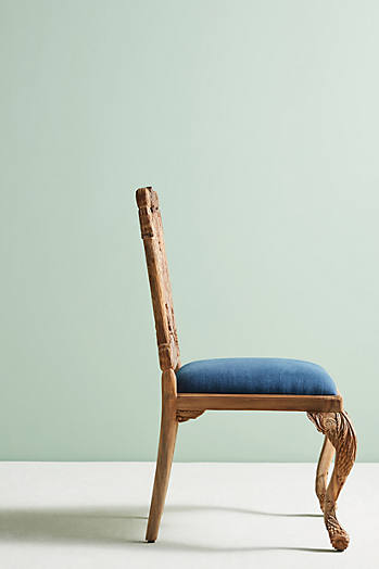Slide View: 3: Handcarved Menagerie Armchair