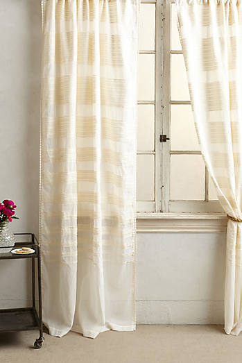 Curtains On Sale | Anthropologie