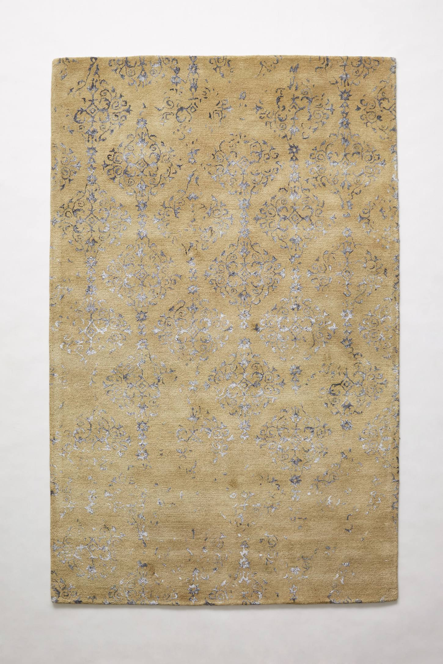 Slide View: 1: Distressed Mahalia Rug