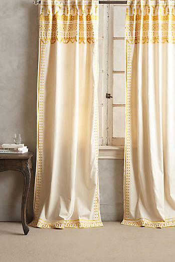 Embroidered Aravalli Curtain