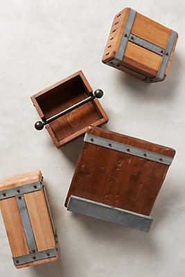 Slide View: 3: Steamer Trunk Kitchen Collection