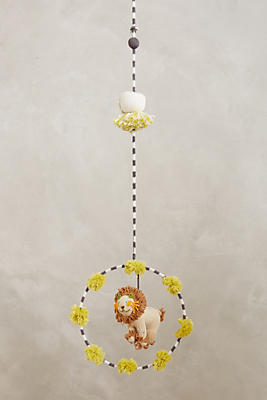 Slide View: 1: Leo Dreamcatcher Mobile
