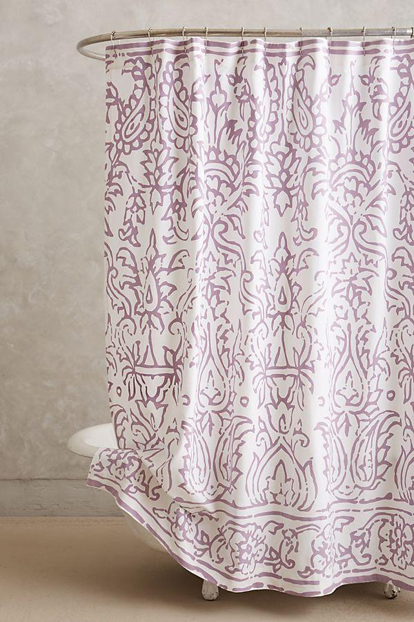 John Robshaw Lodhi Shower Curtain