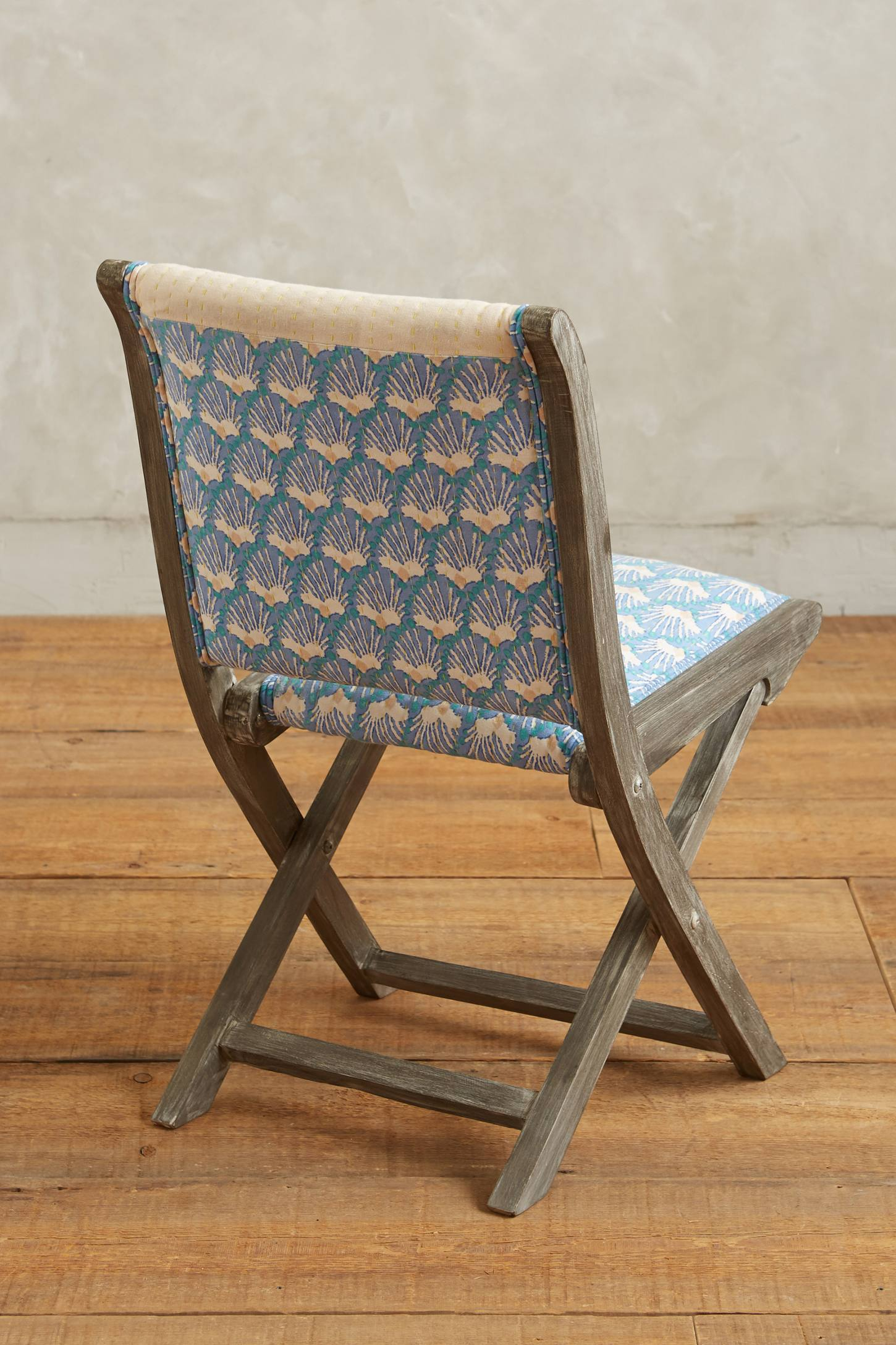 Slide View: 2: Elephant Terai Folding Chair