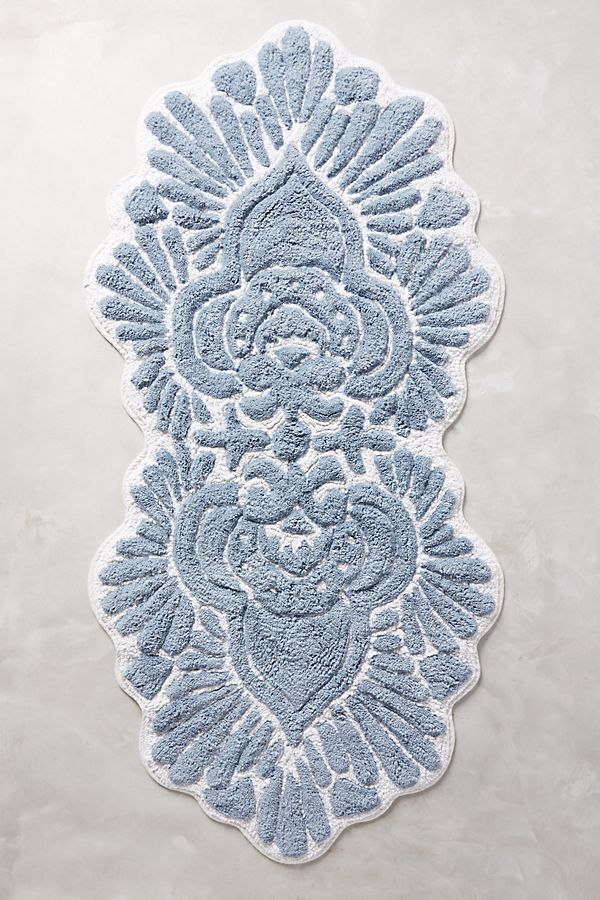 Riviera Bath Mat | Anthropologie