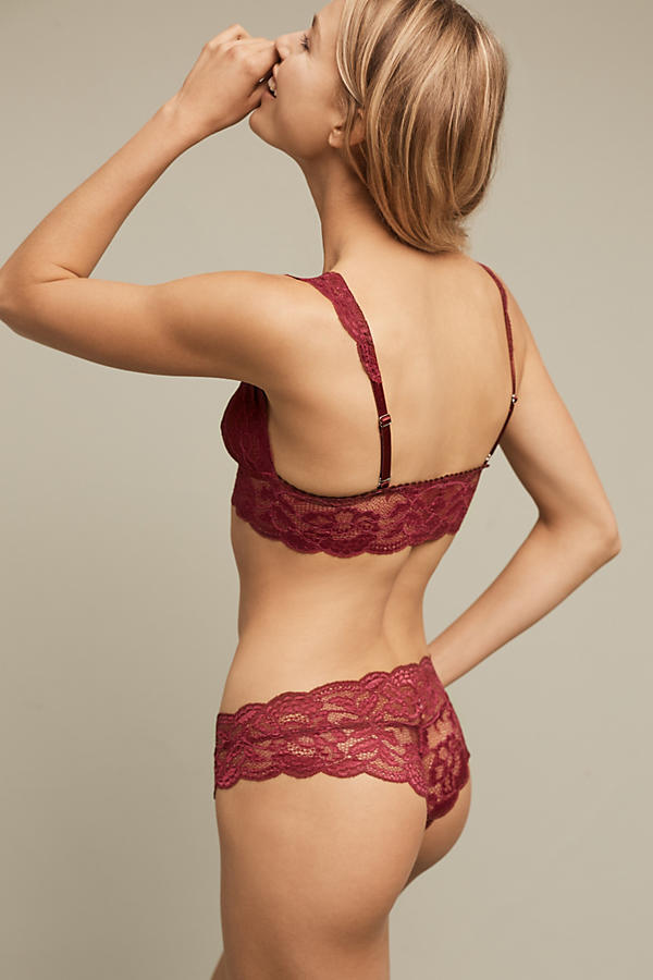 Slide View: 3: Clo Intimo Fortuna Long-Line Bralette