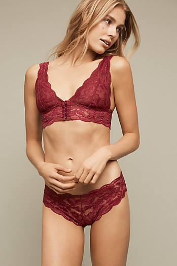 Slide View: 1: Clo Intimo Fortuna Long-Line Bralette