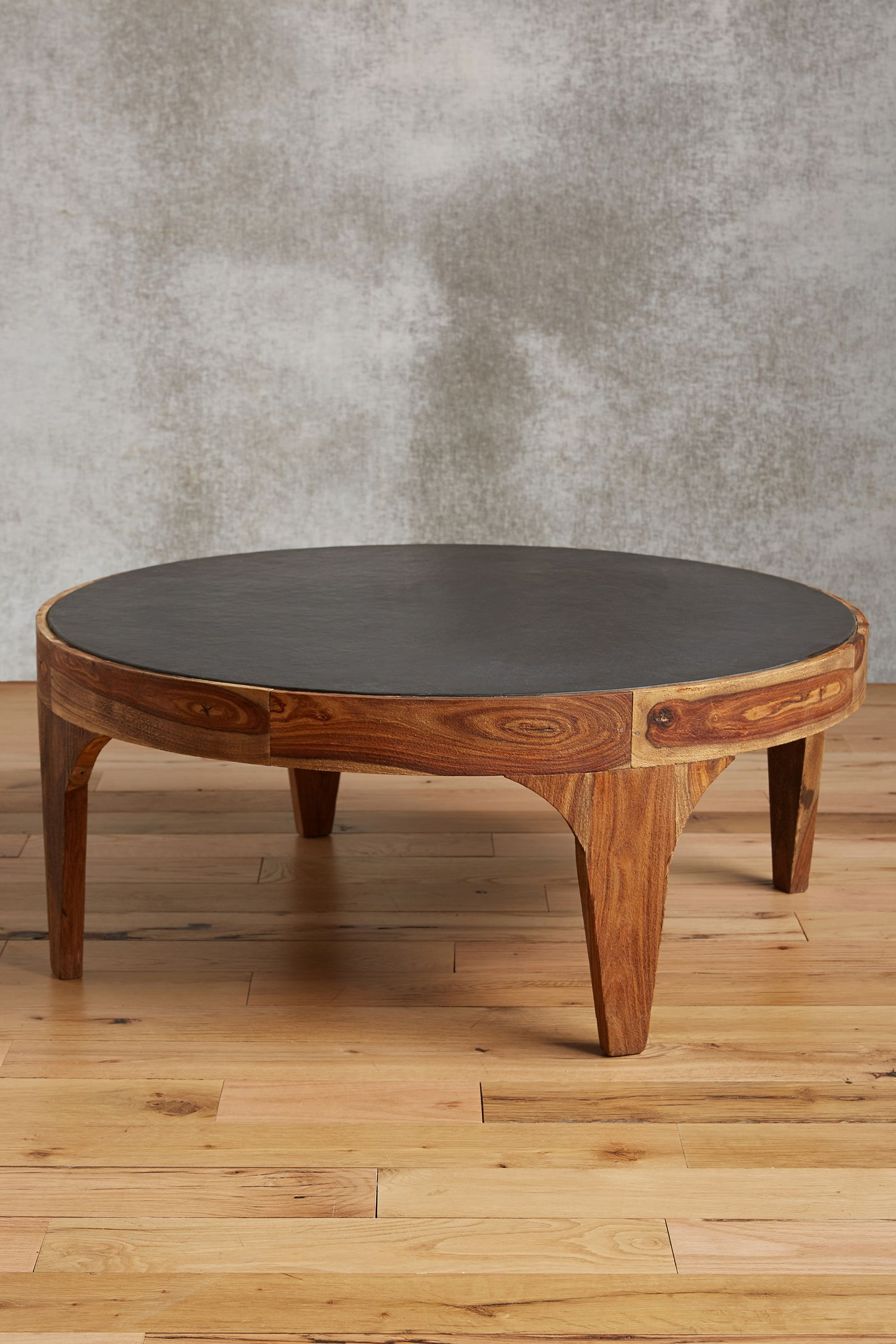 Banla Wood Coffee Table